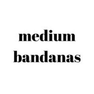 Medium Bandanas